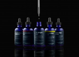 Pro Power Peel Lineup with Droplet and Dropper